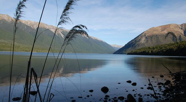 Beautiful Lake Rotoiti